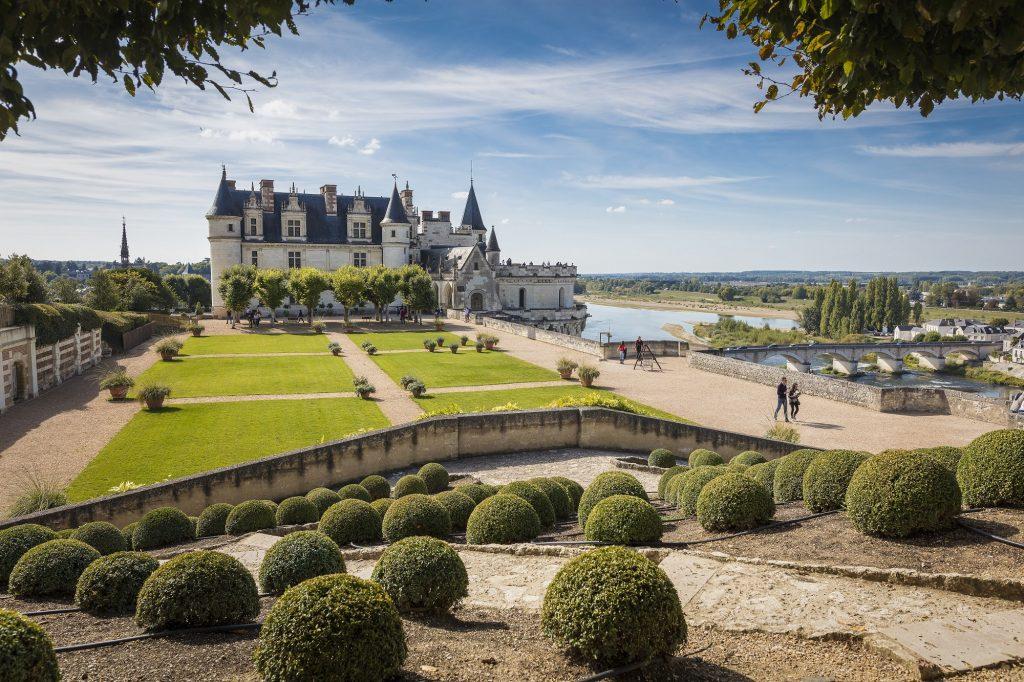 Château royal d'Amboise, Châteaux de la Loire - Val de Loire