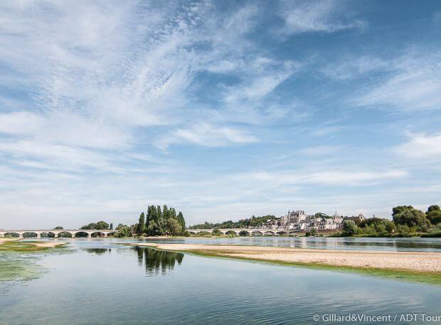 Au fil de la Loire et du Cher