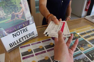 Billetterie Amboise - offre pass chateaux de la Loire