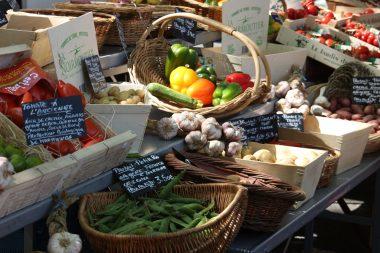 Gastronomie art de vivre marché d'Amboise