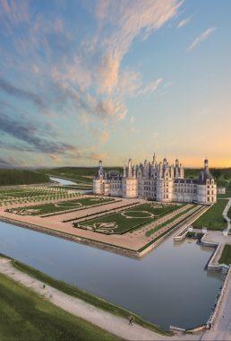 Chambord, Châteaux de la Loire