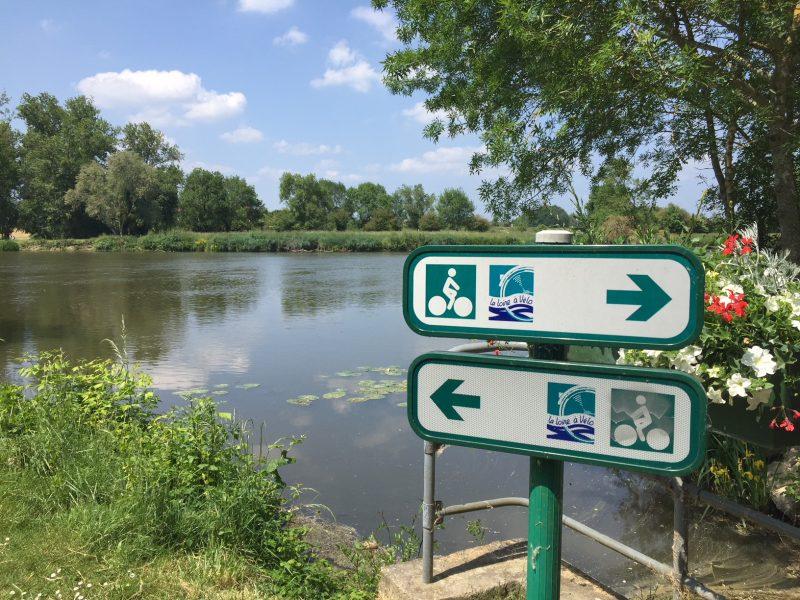 Circuits vélos et itinéraires pédestres - Loire à Vélo - Chateaux de la  Loire
