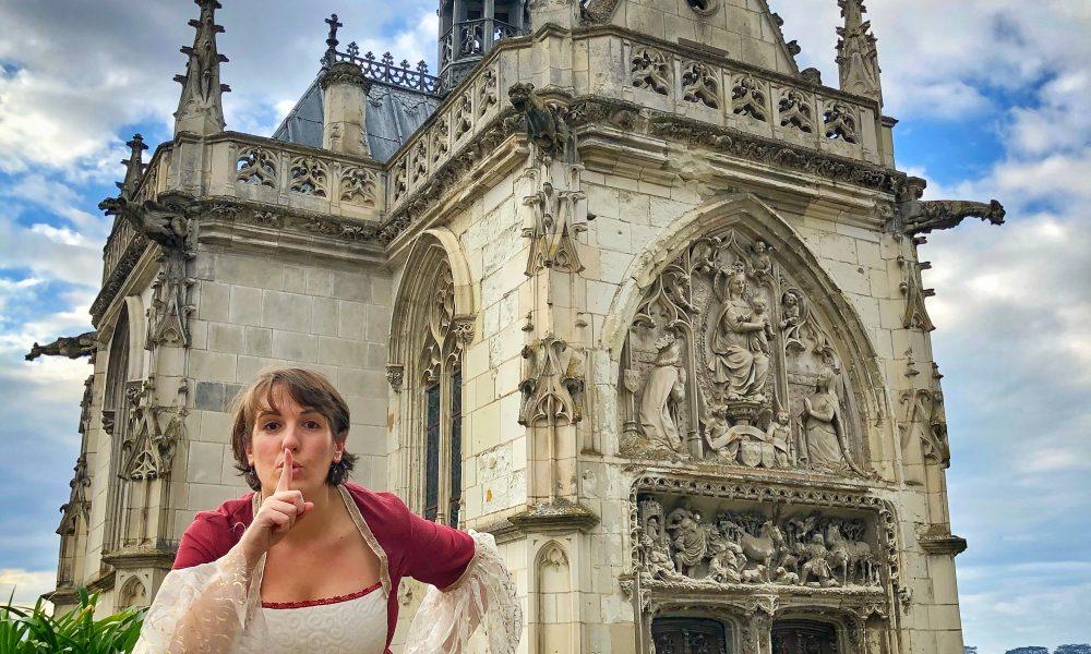 Page 7. Visite Château d'Amboise- credit A Berthet_FSL