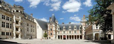 Château Royal de Blois, Châteaux de la Loire