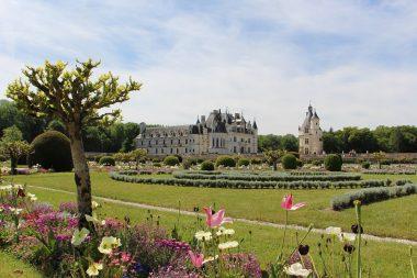 Château de Chenonceau en Val de Loire - Amboise Châteaux de la Loire