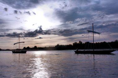 Balade en bateau sur la Loire Amboise