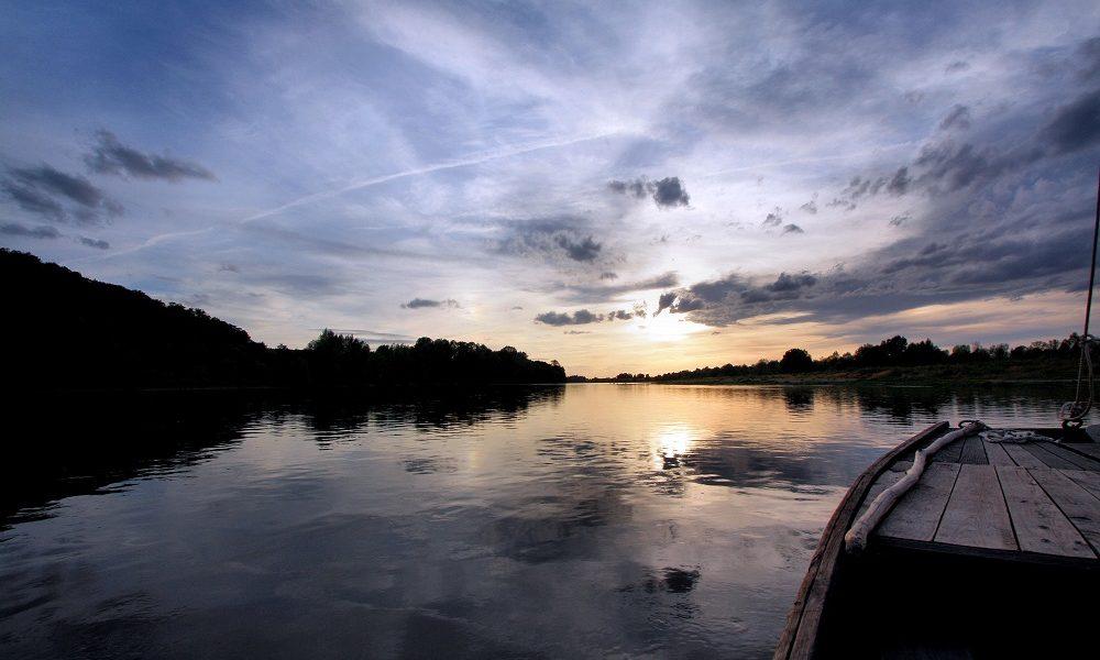 Balade sur la Loire en bateau traditionnel