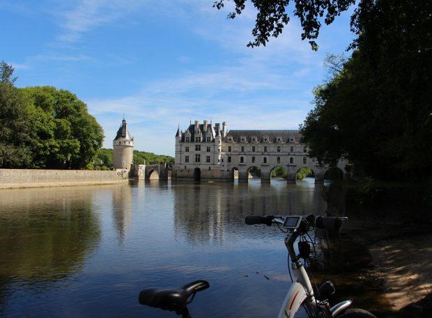 La Loire à pied et à vélo