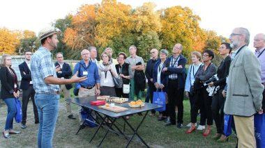 SOIREE DES ADHERENTS OFFICE DE TOURISME AMBOISE 2018 (2)