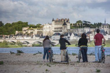 Amboise Val de Loire Chateaux Loire à vélo