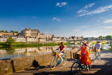 La Loire à Vélo, circuits à Amboise et Val de Loire
