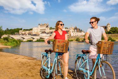 Loire à Vélo à Amboise Val de Loire