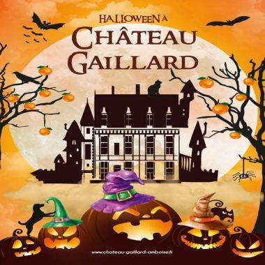 château gaillard amboise halloween