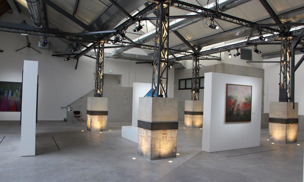 Le Centre d'Art Le Garage Amboise