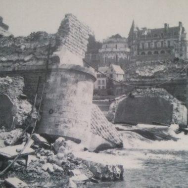Visite Amboise 1940