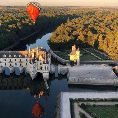 Top Balloon - Vols en Montgolfière