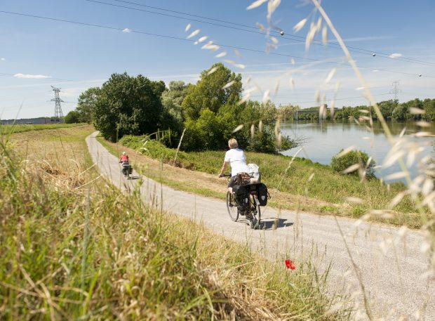 La Loire à Vélo Mosnes-Tours via Amboise