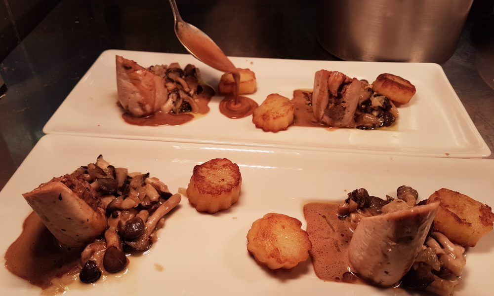Restaurant L'Ecluse Amboise 2