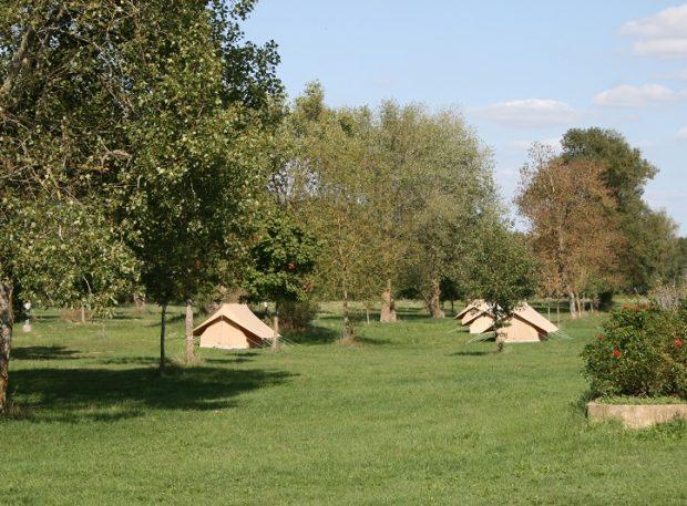 Camping du Verdeau – Mairie de Chargé