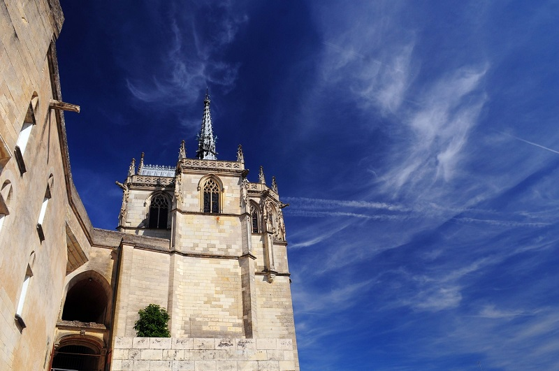 Chapelle Saint Hubert Amboise