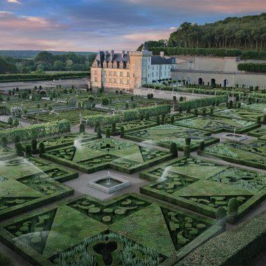 Les grands Châteaux de la Loire