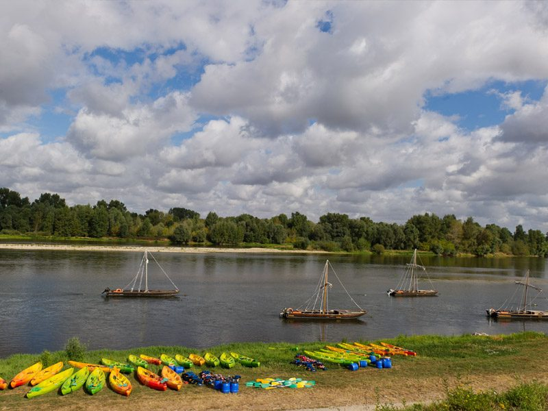Camping de la Poterie – Bords de Loire