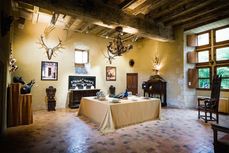 Chateau du Rivau – Salle festin Balthazar-Credit ADT Touraine JC CoutandREDI