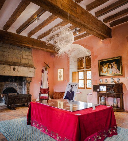 Chateau du Rivau – salle Dames 2 -Credit ADT Touraine JC Coutand REDI
