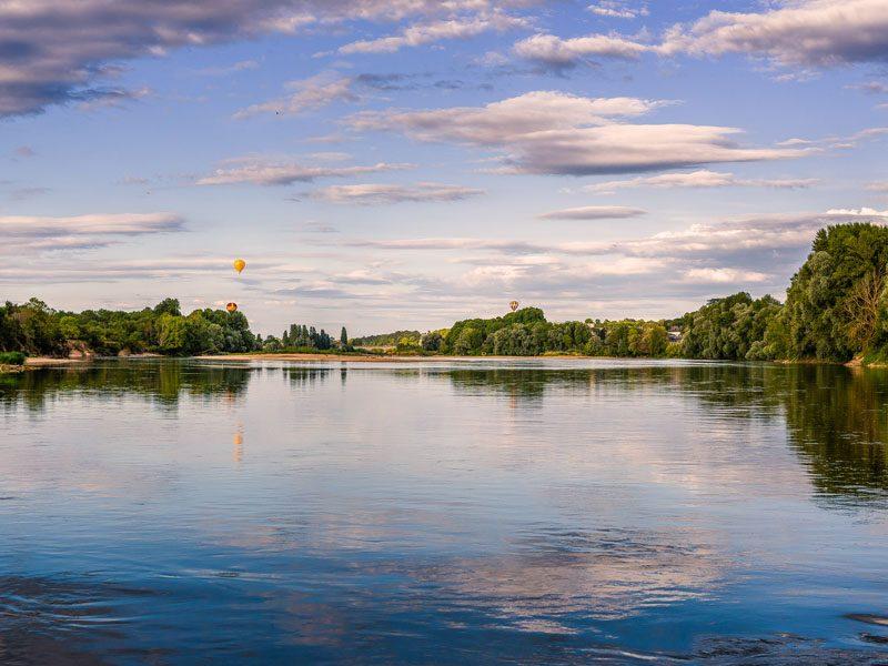Millière Raboton – Vue sur Loire