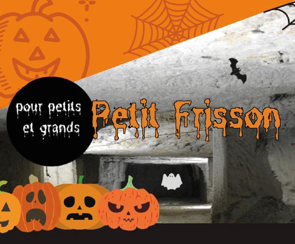 Halloween «Petits frissons» à Troglo Dégusto