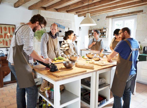 Les ateliers culinaires de la Grange aux savoir-faire