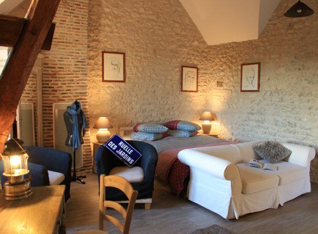 La Ruelle des Jardins | Gîte cosy en Touraine