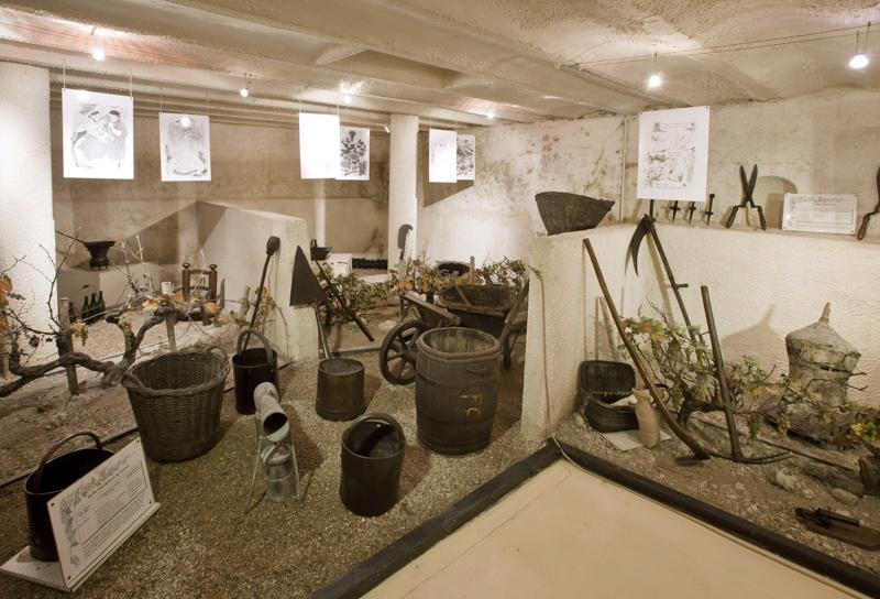 Moncontour Musee du Vin