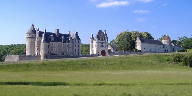 Montpoupon- chateau