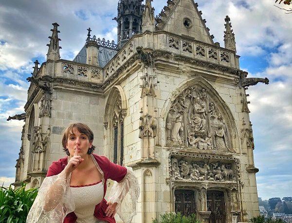 Visite guidée Potins royaux au Château Royal d'Amboise