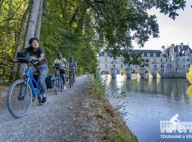 Canoë Company – «Touraine à Vélo»