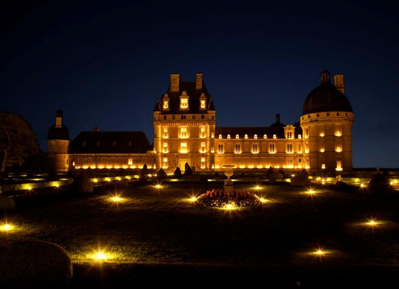 Parc et château de Valençay – 1