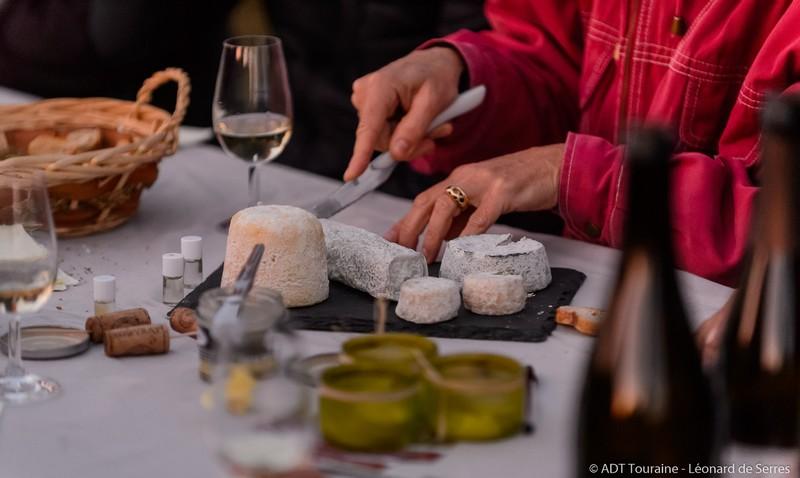 De la vigne au verre de vin