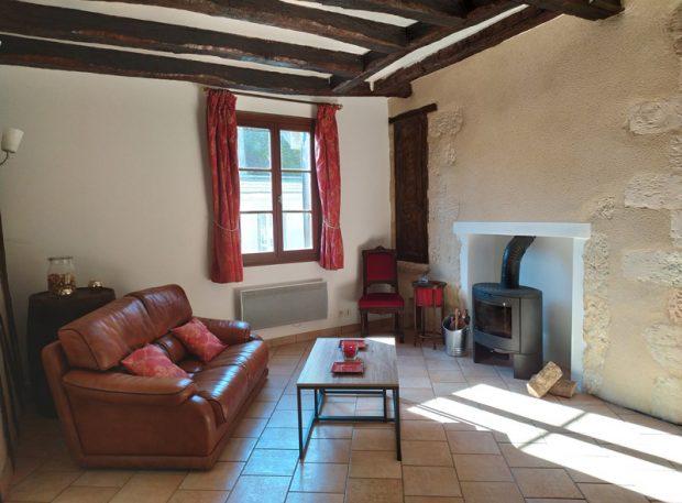 Les Coteaux d'Amboise / Gîte Romane