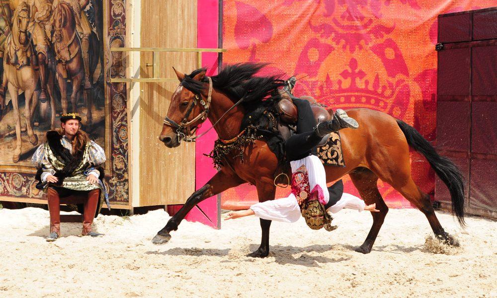 Spectacle équestre © Domaine national de Chambord (7)