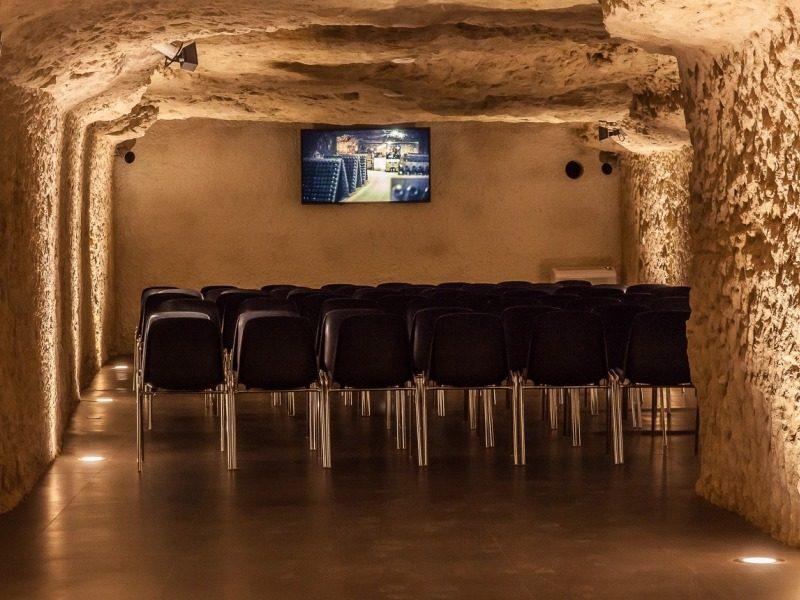 Cave de Vouvray – Visite et présentation multimédia