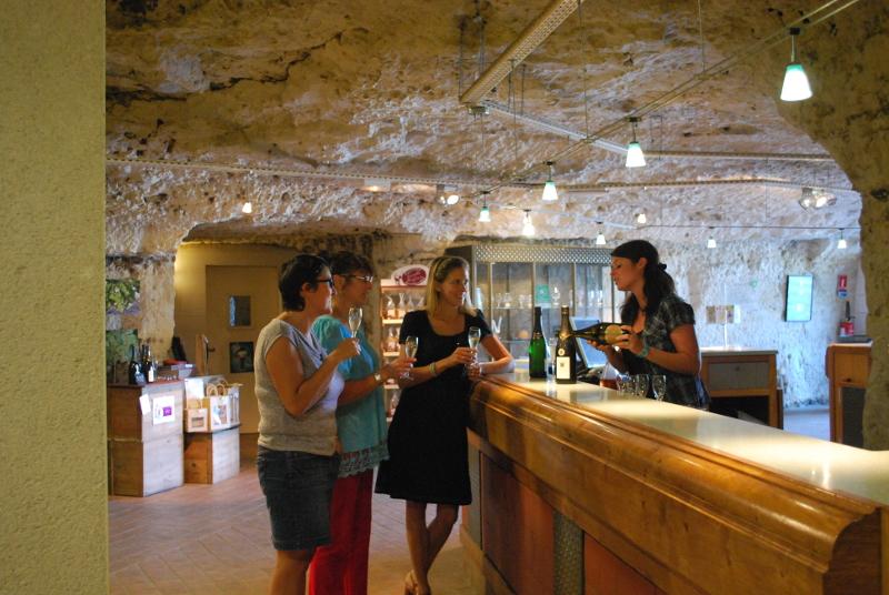 Cave des producteurs de Montlouis sur Loire