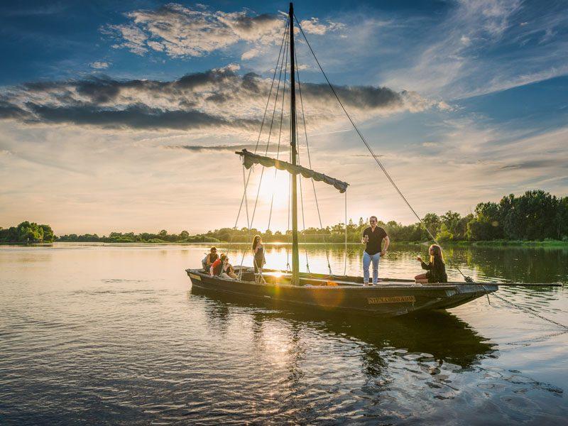 Millière Raboton – Balade sur la Loire à Amboise
