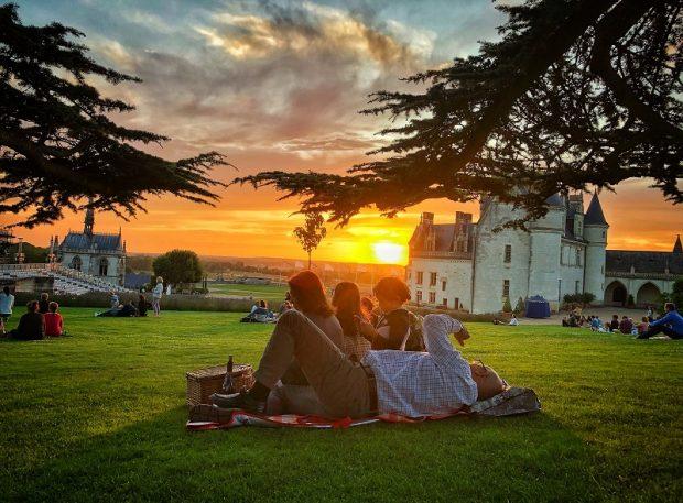 Soirée Pique-nique panoramique au château Royal d'Amboise
