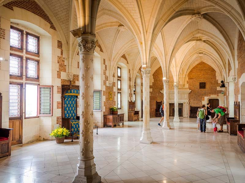 Salle du conseil – Amboise