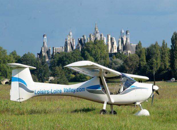 Vols baptêmes en ULM – Loisirs Loire Valley